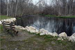 Pond at Arthur Dodd Memorial Park